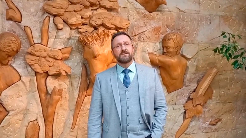 Video-Statement von Steffen Antweiler