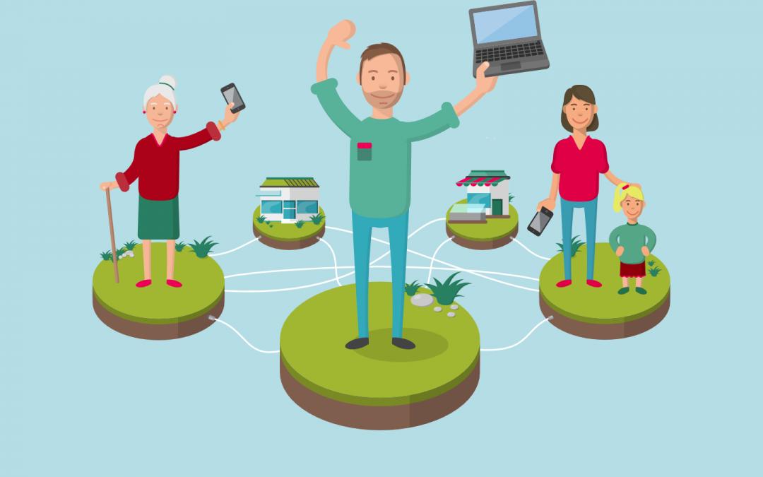 Netzwerk Digitale Dörfer RLP beim Digitaltag 2021