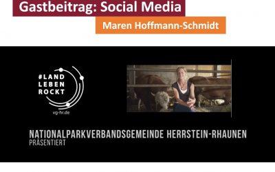4. Netzwerkveranstaltung – Social Media in der Verbandsgemeinde Herrstein-Rhaunen: #Landleben rockt